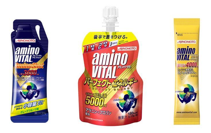 味の素・商品並列イメージ